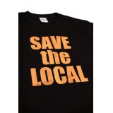 SAVE the LOCAL S/S TEE