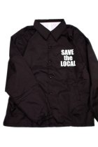 他の写真1: SAVE the LOCAL COACH JACKET