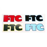 FTC 「OG LOGO STICKER」