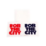 FTC 「FOR THE CITY STICKER」