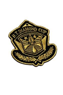 画像1: H.T.DIAMOND CAP ワッペン