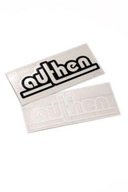 画像1: AUTHEN LOGO STICKER 「authen city logo」