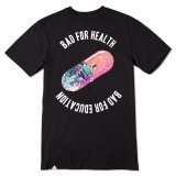 ALTAMONT S/S TEE 「BAD FOR HEALTH」