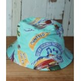 VOTE MAKE NEW CLOTHES JAMAICATION  BUCKET HAT