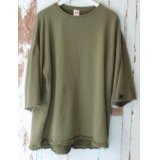 VOTE MAKE NEW CLOTHES 「WIDE SLEEVE HARF SWEAT」
