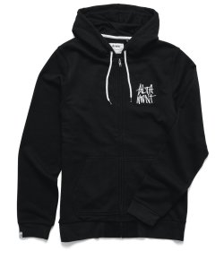 画像1: ALTAMONT STACKED LOGO ZIP