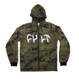 CULT LOGO CAMO JACKET