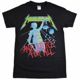 METALLICA And Justice For All S/S TEE