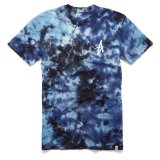 ALTAMONT ELECTRIC CLOUDS TIE-DYE DECADE S/S TEE