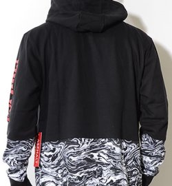 画像2: ASPHALT YACHT CLUB BOTTOMS UP HOODIE