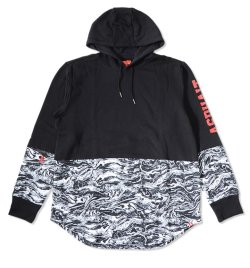 画像1: ASPHALT YACHT CLUB BOTTOMS UP HOODIE