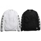 PANCAKE ICON LONG SLEEVE TEE