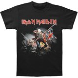 IRON MAIDEN THE TROOPER S/S TEE