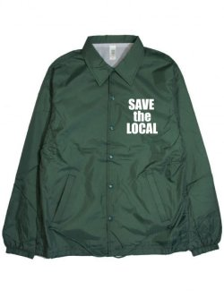 画像1: SAVE the LOCAL COACH JACKET