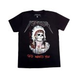 KANYE WEST YEEZUS GOD WANTS YOU CHIEF S/S TEE