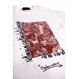 SPLENDOUR S/S TEE 「All is vanity」