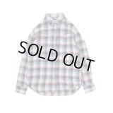 FTC 「LINEN PLAID B.D SHIRT」