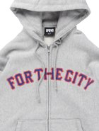 他の写真1: 【タイムセール!!】【40% OFF】 FTC F/Z SWT HOODY 「ARCH EMB ZIP UP HOODY」
