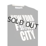 VOTE MAKE NEW CLOTHES S/S TEE 「FUCKIN CITY」