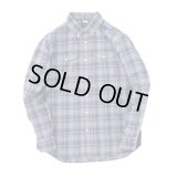 FTC 「TARTAN PLAID B.D SHIRT」