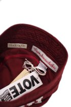 他の写真1: 【タイムセール!!】【30% OFF】 VOTE MAKE NEW CLOTHES 「HARVARD BIG LOGO HAT」