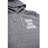 SAVE the LOCAL P/O SWT HOODY