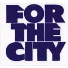 他の写真1: FTC 「FOR THE CITY STICKER」