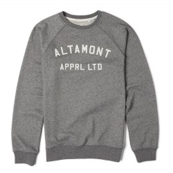 画像1: ALTAMONT 「NON GAME CREW FLEECE」