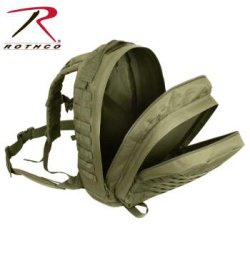 画像2: ROTHCO MOLLE II 3-Day Assault Pack