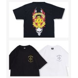 FTC x X-LARGE x BULLDOG ART XXX-XXV TEE
