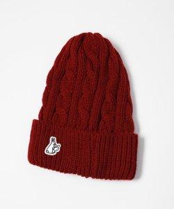 画像1: #FR2 Cable Knit CAP