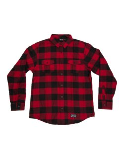 画像1: The Trip Long-Sleeve Flannel