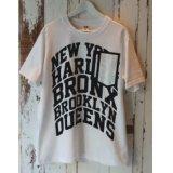VOTE MAKE NEW CLOTHES 「90'S TEE  5 BORO ZIP PKT」