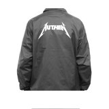 AUTHEN METAL LOGO COACH JACKET