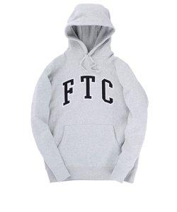 画像1: FTC EMB PULLOVER HOODY