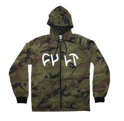 画像1: CULT LOGO CAMO JACKET