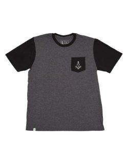 画像1: The Trip Mason Pocket T-Shirt
