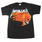 METALLICA FLAMING SUN S/S TEE