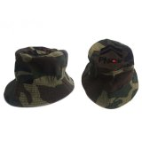 PANCAKE ICON BUCKET HAT 2