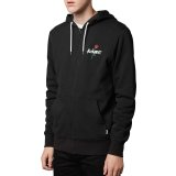 ALTAMONT MASHED ZIP FLEECE