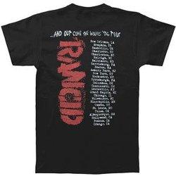画像2: RANCID WOLVES TOUR 96FITTED S/S TEE