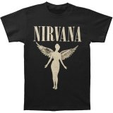 NIRVANA IN UTERO TOUR S/S TEE