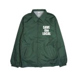 SAVE the LOCAL COACH JACKET