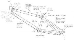 画像5: Fly Bikes Fuego Frame