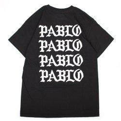 画像1: KANYE WEST PABLO PABLO S/S TEE