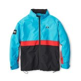 FTC COLOR BLOCKED TRACK JACKET