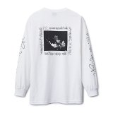 FTC FLAVOR FLAV from Public Enemy L/S TEE