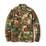 FTC CAMO BDU SHIRT