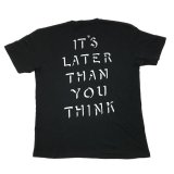 CULT Later Than You Think S/S Tee