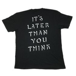 画像1: CULT Later Than You Think S/S Tee